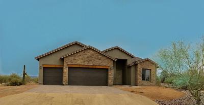 Buckeye Single Family Home For Sale: 22810 W Passeo Way