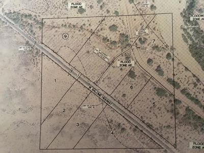 Buckeye Residential Lots & Land For Sale: 31615 W Salome Highway