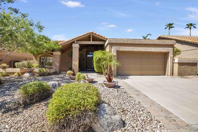 Scottsdale Single Family Home For Sale: 9778 E Camino Del Santo Drive