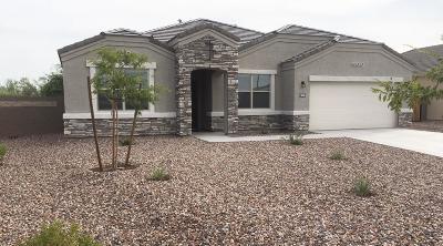 Buckeye Single Family Home For Sale: 30706 W Flower Court