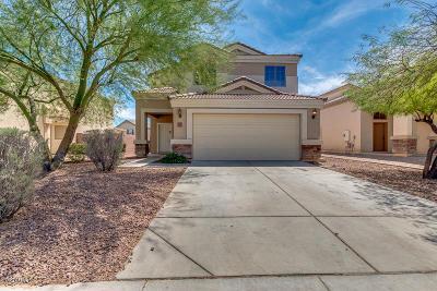 Buckeye Single Family Home For Sale: 21715 W Pima Street