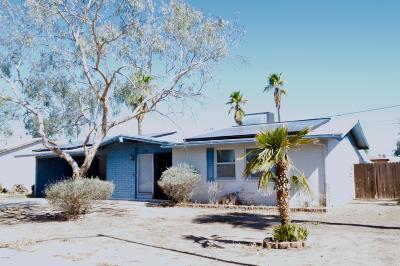 Casa Grande Single Family Home For Sale: 758 E Brenda Drive