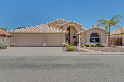 Glendale AZ Single Family Home For Sale: $385,000