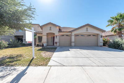 Maricopa Single Family Home For Sale: 44207 W Adobe Circle