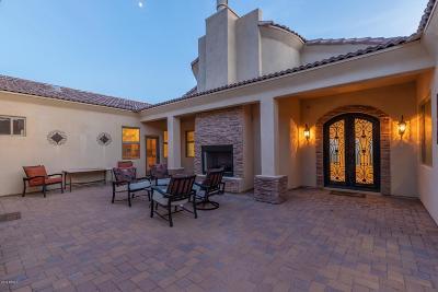 Phoenix Single Family Home For Sale: 310 E Briles Road