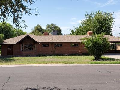 Phoenix Single Family Home For Sale: 4712 N 32nd Street