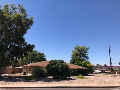 Phoenix Single Family Home For Sale: 2801 E Campbell Avenue