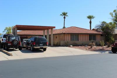 Tempe Single Family Home For Sale: 614 E Malibu Drive