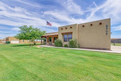 Buckeye Single Family Home For Sale: 8909 S 214th Drive