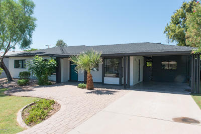 Phoenix Single Family Home For Sale: 4326 E Calle Feliz Street