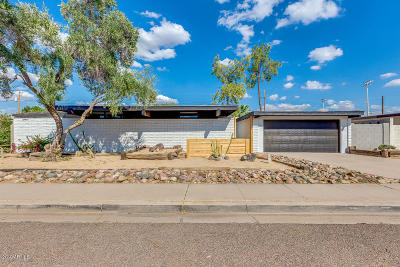 Phoenix Single Family Home For Sale: 11635 N 36th Street