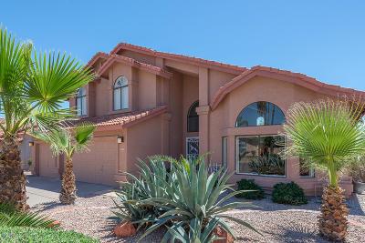 Phoenix Single Family Home For Sale: 3619 E Desert Flower Lane