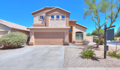 Maricopa Single Family Home For Sale: 45470 W Windmill Drive