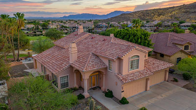 Phoenix Single Family Home For Sale: 1967 E Clubhouse Drive