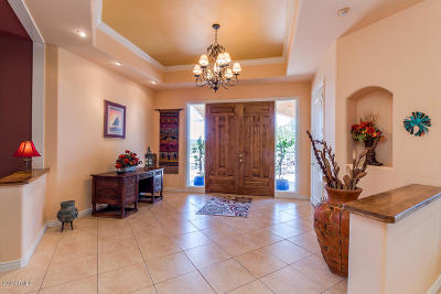 Casa Grande Single Family Home For Sale: 11969 N Fantail Trail