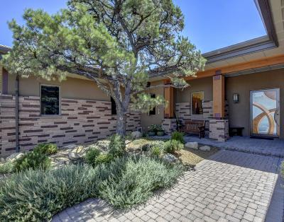 Prescott AZ Single Family Home For Sale: $1,595,000