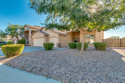 Maricopa Single Family Home For Sale: 20598 N Madison Drive