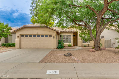 Chandler Single Family Home For Sale: 2130 W Shannon Street