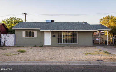Phoenix Single Family Home For Sale: 4446 W Weldon Avenue