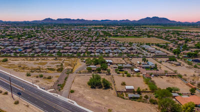Queen Creek Residential Lots & Land For Sale: 19551 E Rittenhouse Road