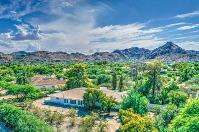 Paradise Valley Single Family Home For Sale: 7808 N Calle Caballeros