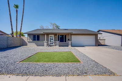 Tempe AZ Single Family Home For Sale: $328,900