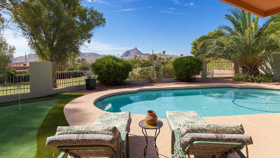 Fountain Hills Single Family Home For Sale: 10219 N Nicklaus Drive