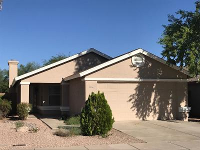 Phoenix Single Family Home For Sale: 20827 N 2nd Avenue
