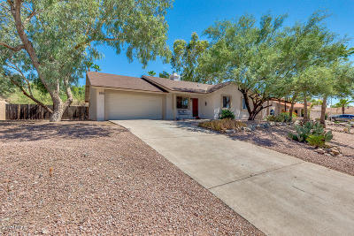 Fountain Hills Single Family Home For Sale: 14852 N Fayette Drive
