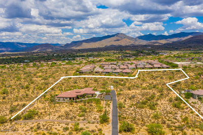 Residential Lots & Land For Sale: 8650 E Stagecoach Pass Road