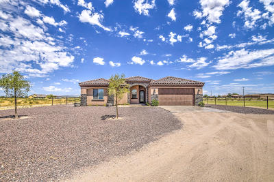 Casa Grande Single Family Home For Sale: 439 S David Circle