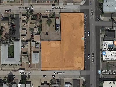 Phoenix Residential Lots & Land For Sale: 702-718 N 7th Avenue