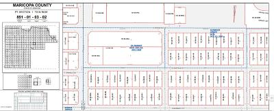 Phoenix Residential Lots & Land For Sale: 3210 E Garfield Street