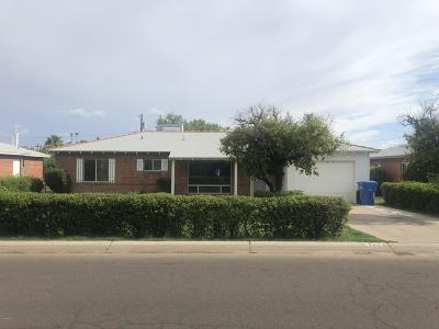Phoenix Rental For Rent: 1817 E Marshall Avenue