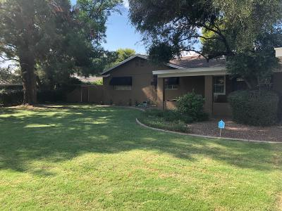 Phoenix Single Family Home For Sale: 302 W Royal Palm Road