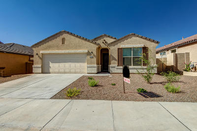 Peoria Single Family Home For Sale: 10762 W Bronco Trail