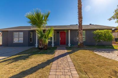 Phoenix Single Family Home For Sale: 3447 E Angela Drive