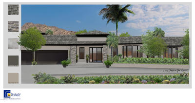 Paradise Valley Single Family Home For Sale: 6418 E Joshua Tree Lane