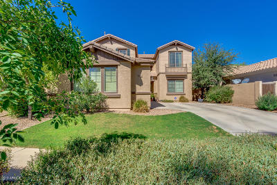 Gilbert Single Family Home For Sale: 4332 S Fireside Trail