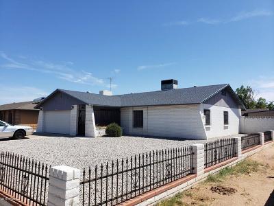 Phoenix Single Family Home For Sale: 4525 W Lewis Avenue