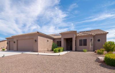 Wittmann Single Family Home For Sale: 28431 N Bush Street