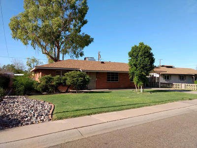 Phoenix Single Family Home For Sale: 2228 W Flower Street