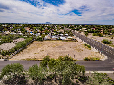 Mesa Residential Lots & Land For Sale: 4400 E McLellan Road