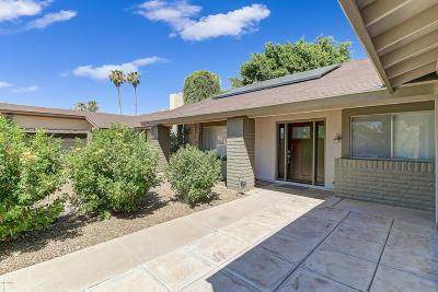 Phoenix Single Family Home For Sale: 2624 E Sylvia Street