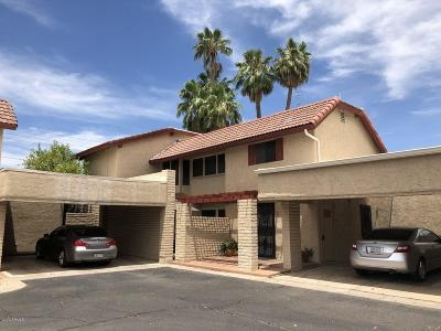 Phoenix Condo/Townhouse For Auction: 7840 N 7th Street #15