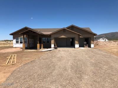 Prescott Valley Single Family Home For Sale: 12850 E Remuda Drive