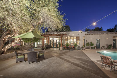 Scottsdale Single Family Home For Sale: 9870 E Jenan Drive