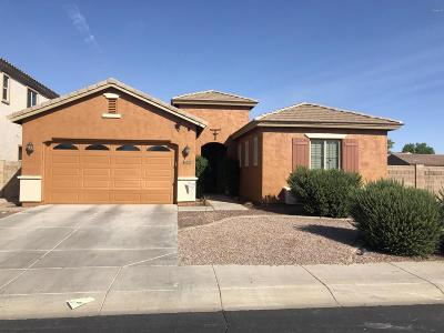 Chandler AZ Single Family Home For Sale: $345,000