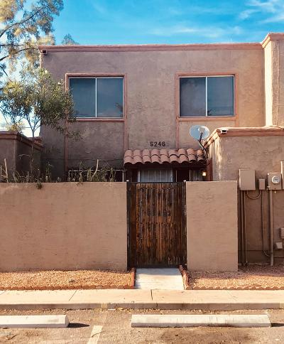 Phoenix Apartment For Sale: 5246 W Lynwood Street