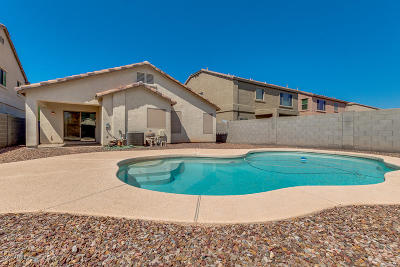 Maricopa Single Family Home For Sale: 45543 W Tulip Lane
